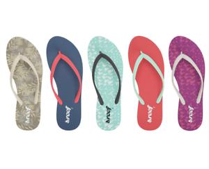Reef CHAKRAS Womens Ladies Flip Flops