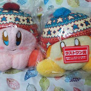Kirby Star Hat Studio Waddle Dee Ichiban kuji Plush Doll Last One Prize BANDAI
