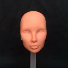 Natalia Fatale Blank Face Doll Head for Repaint Fashion Royalty Integrity body