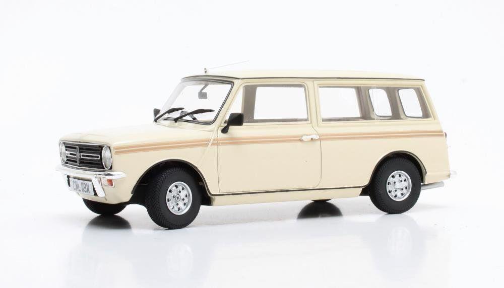 Mini Clubman Estate 1974 - Creme  1 18 scale Resin