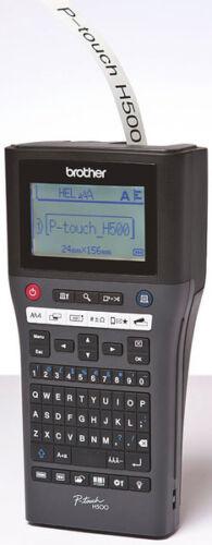 Beschriftungsgerät Brother P-touch H500LI wie 7500/7600 für PC+ MAC incl Akku