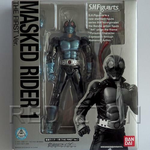Bandai S.H. Figuarts Masked Rider 1-el primer Ver. - Envío Gratuito