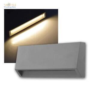 Del Lampe Murale Lampe Construction Escaliers Luminaire Ip65, 230 V 9 W Extérieur Lampe-afficher Le Titre D'origine