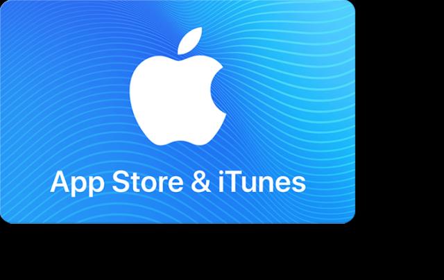 $25 Apple App.Store Gift Card