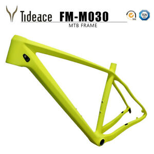 29er Boost Carbon Fiber Cycling Mountain Bicycle Frames BB92 Matte//Glossy T800