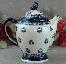 Bunzlauer Keramik Kanne 1,2 L Krug Teekanne Kaffeekanne Wasserkanne Geschirr Neu