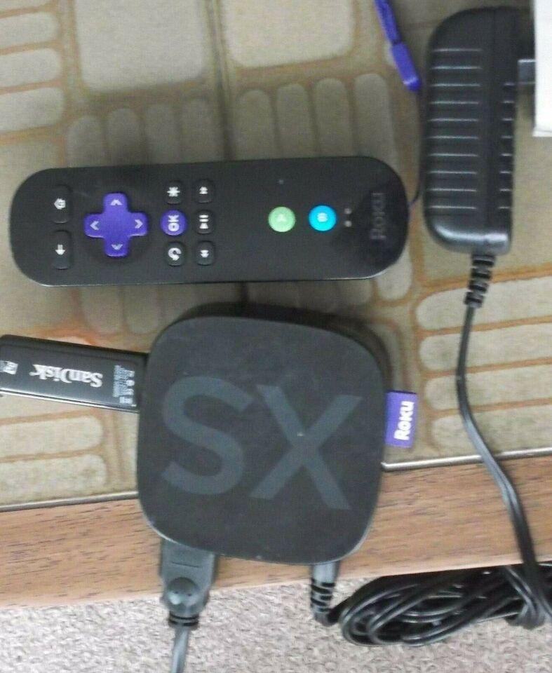 Roku 2 XS Streaming Media Player