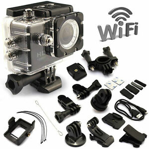 Wifi-12MP-HD-1080P-Car-Bike-Helmet-Cam-Sports-DV-Action-Waterproof-Camera-SJ4000