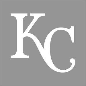 Kansas City Royals MLB Team Logo Color Vinyl Decal Sticker - Custom vinyl stickers kansas city