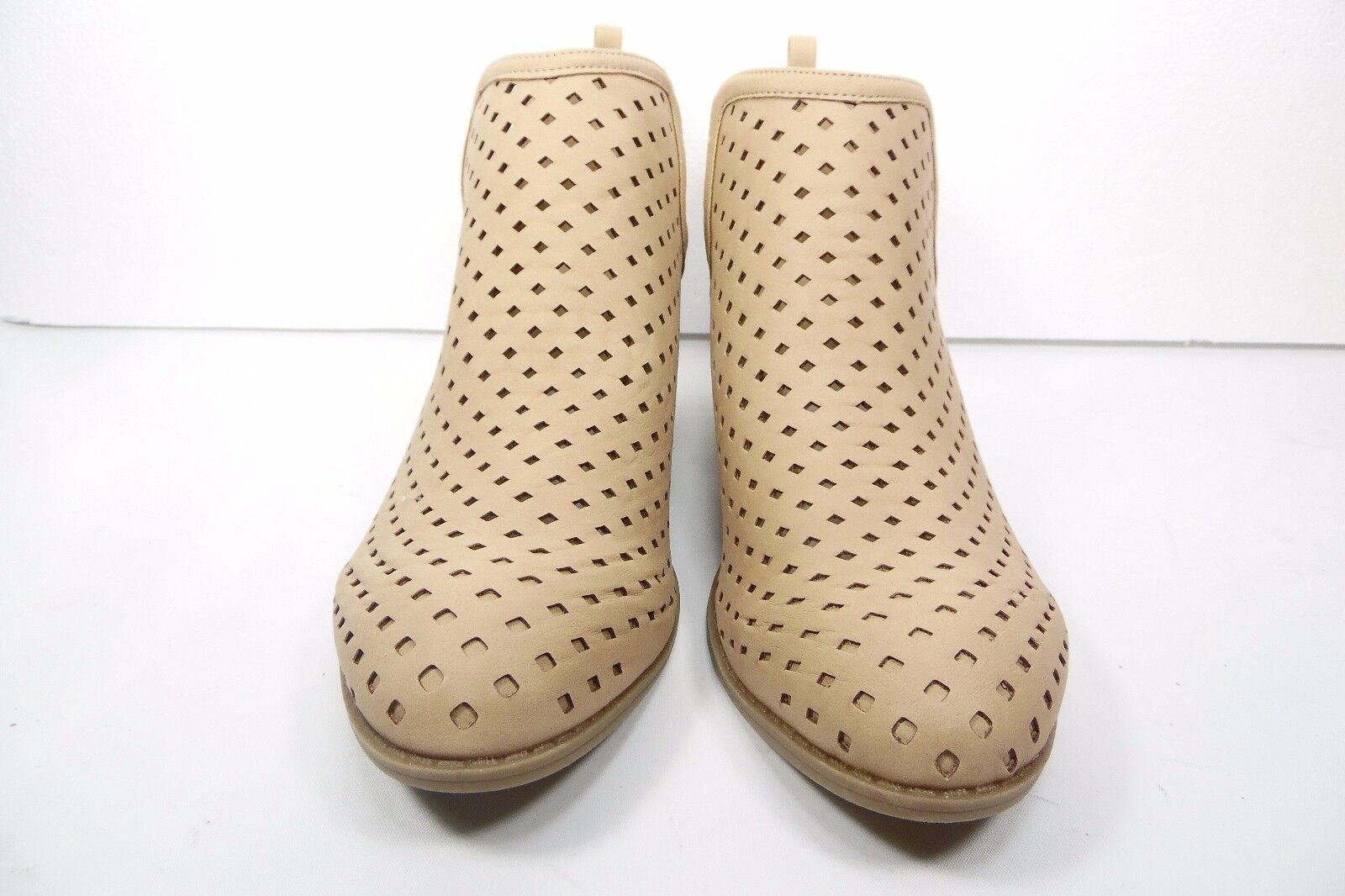 Arizona Ventura Womens Bootie Natural Size 9.5M