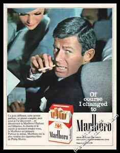 Other Breweriana Publicite Advertising 1965 Marlboro Of Course Breweriana, Beer