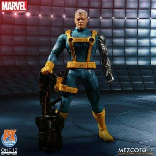 MEZCO ONE:12 collettivo PX EXCLUSIVE X-MEN Cavo 1990s VER.