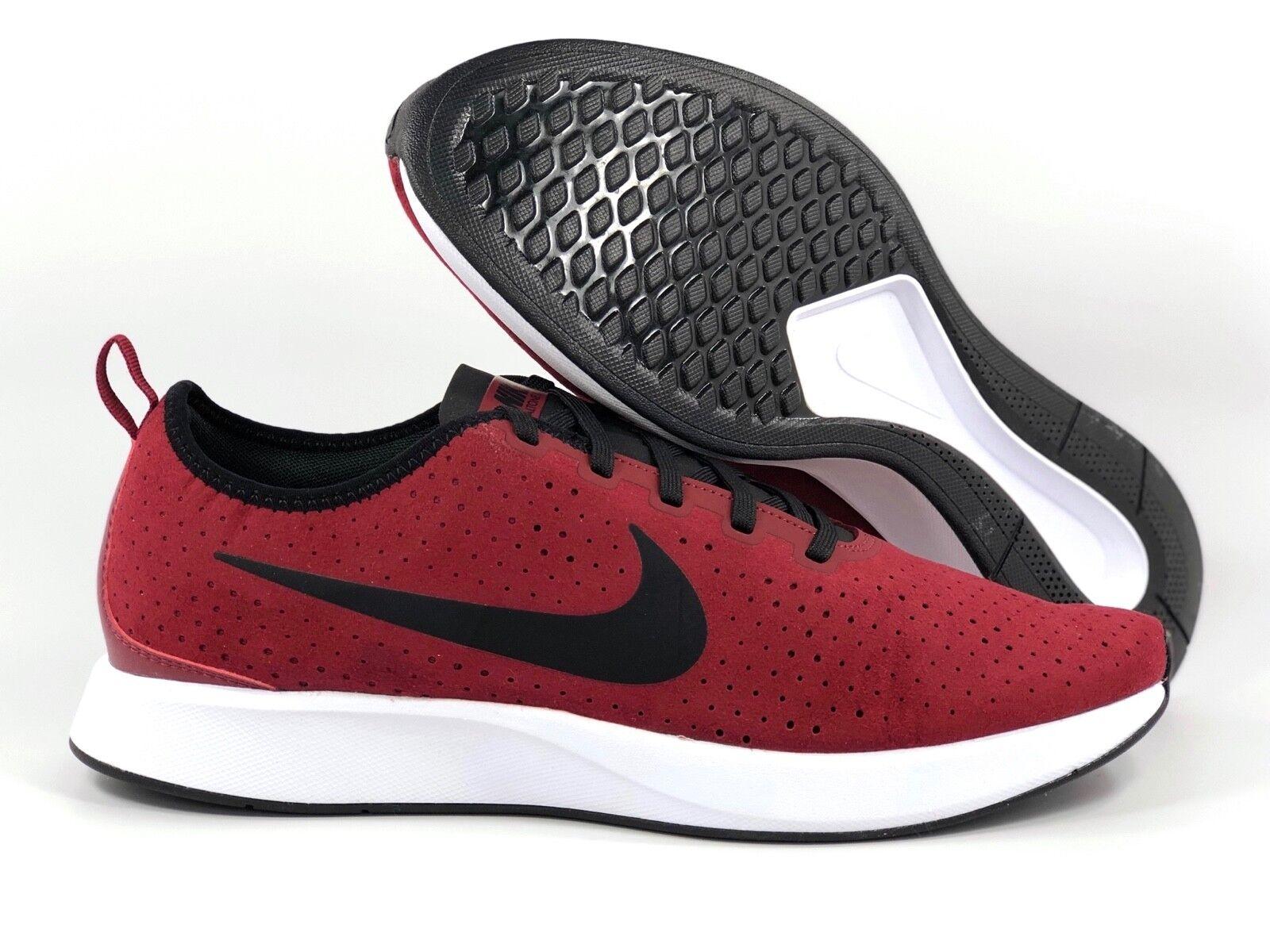 premium selection 8cd6c 62e22 Nike Dualtone Racer PRM Team Team Team Red Black White 924448-600 Men s 8.5-