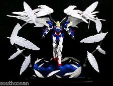 New Falling Feather kit + Stand for MG 1/100 Wing Zero Custom gundam model