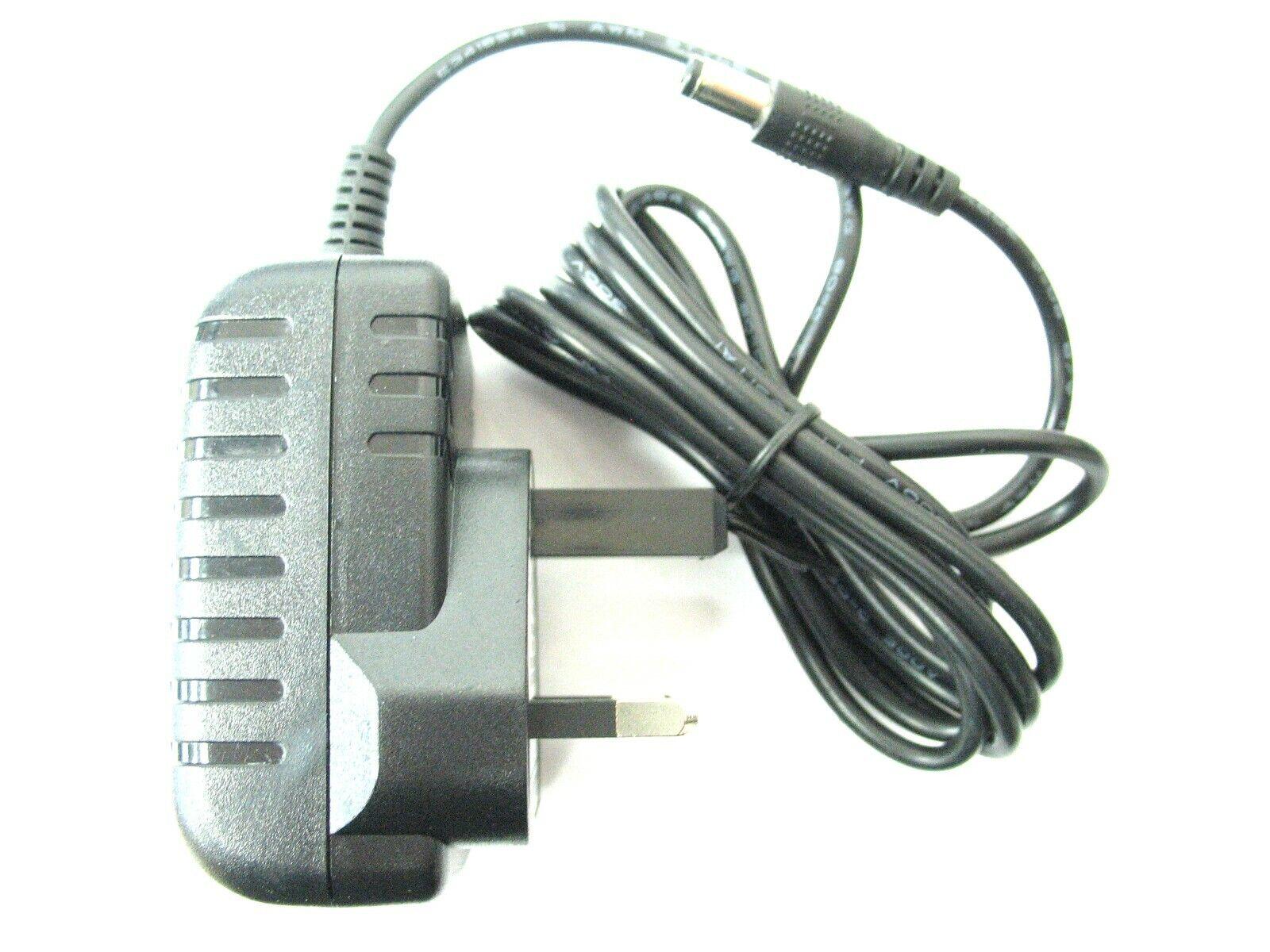 0.5 amp 18 volt AC-DC Mains Regulated Power Adaptor/Supply/Charger (9 watt)