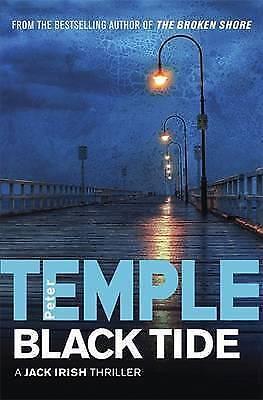 Temple, Peter, Black Tide (Jack Irish Thriller 2), Very Good Book