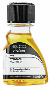 Winsor-Newton-Artisan-Water-Mixable-Oil-Colour-Color-Stand-Oil