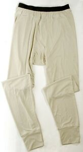 Coolmax-Extreme-Men-039-s-lightweight-No-fly-long-john-Elastic-waistband-Sizes-M-2X
