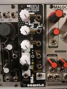 Meng Qi DU-KRPLS Circuit Bent Digital Waveguide Module