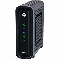 Motorola Sb6121 Modem Surfboard Extreme High Speed Docsis 3.0 Cable