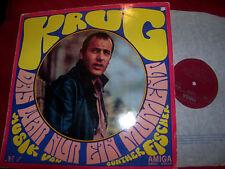 Manfred Krug - Das war nur ein Moment      Amiga  LP  rotes Label