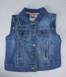Child/'s size 4T denim jacket Toughskins brand.