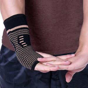 Copper-Wrist-Hand-Brace-Carpal-Tunnel-Support-Splint-For-Arthritis-Sprain-Pain-S