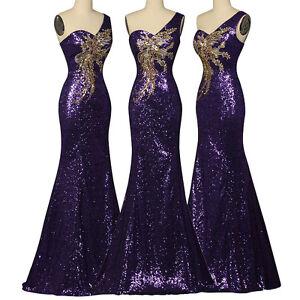sequins mermaid prom dresses formal
