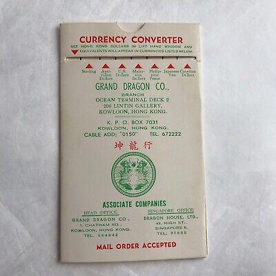 Hong Kong Kowloon Grand Dragon Company