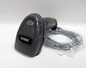 Motorola Zebra Symbol Barcode Scanner Ds4308 Sr00007zzww Usb Ds4208 Qr Code Ebay