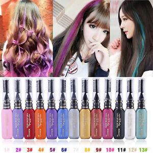 Temporary-Color-DIY-Hair-Dye-Mascara-Hair-Chalk-Non-toxic-Hair-Dye-Salon-AU