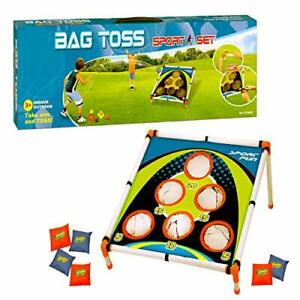Remarkable Details About Kids Sports Carnival Games Bean Bag Toss Game Corn Hole Camp Outdoor Set Pdpeps Interior Chair Design Pdpepsorg