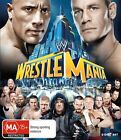 Wrestle Mania XXIX (Blu-ray, 2013, 2-Disc Set)