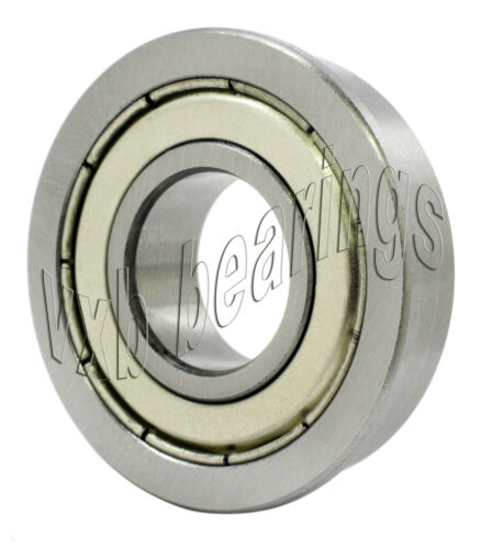 "ONE Quality Ceramic Bearing 3//32/"" Slot Car Flange Bearing Premium ABEC-5 Flanged"