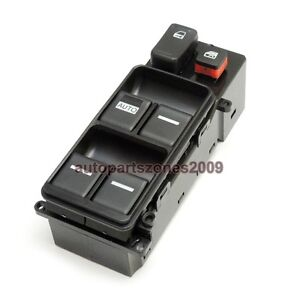 Electric master power window switch for honda accord 2003 for 2002 honda crv power window switch