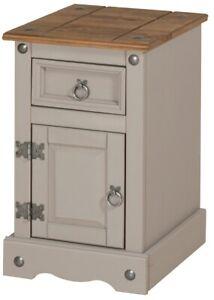 Corona-Grey-Bedside-1-Door-Wax-Pot-Cupboard-Table-Cabinet-by-Mercers-Furniture