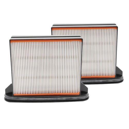 2x Filtre filtre humide plissé pour Bosch GAS 25 50M 50 25L SFC