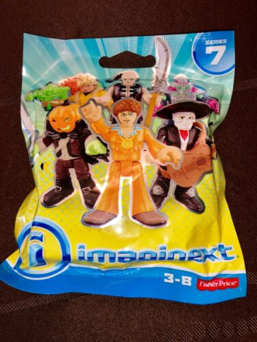 CHINESE WARRIOR (86) Imaginext Mystery Figure Blind Bag, Series 7, NEW & SEALED