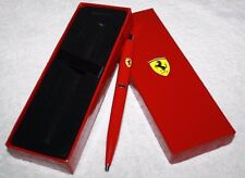 Sheaffer Ferrari VFM Rosso Corsa, Nickel Plate Trim, Ballpoint (FE2950051) NEW
