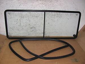 vw t4 schiebefenster f r trennwand laderaum fenster bus ebay. Black Bedroom Furniture Sets. Home Design Ideas
