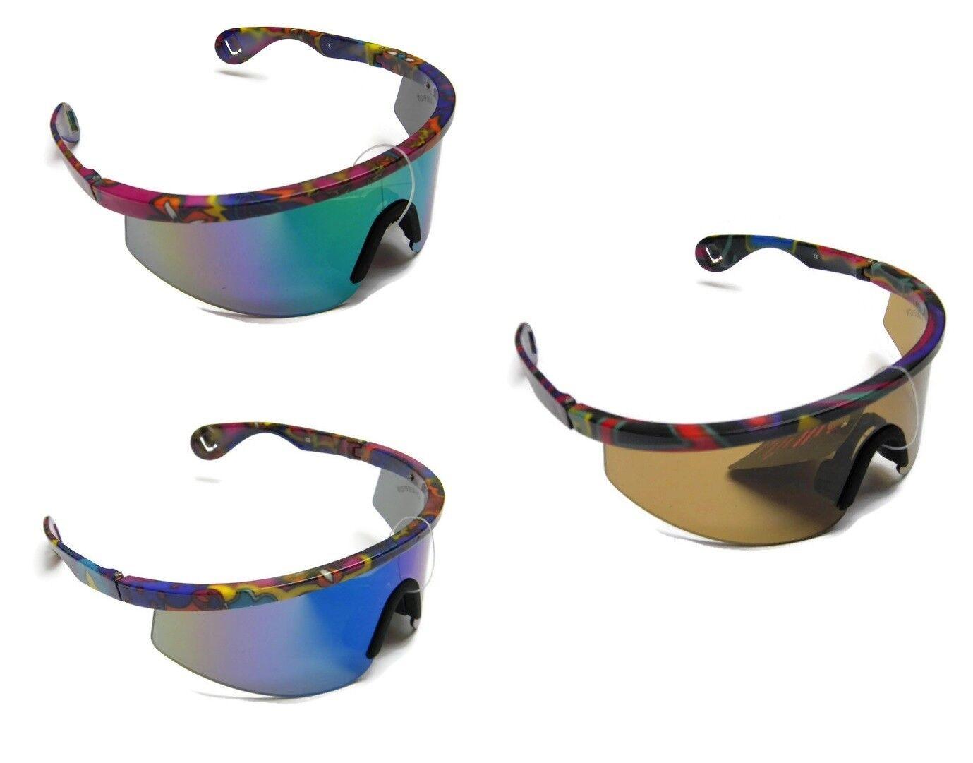 Vintage Champion Cycling Sport Sunglasses NOS