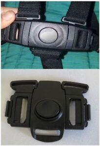 Replacement Part 5 Point Buckle To Fit Chicco Activ3 Air