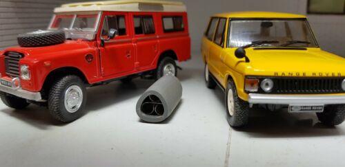 Land Range Rover Clásico Lucas 6 Vías Conector Eléctrico Telar de bala 570513