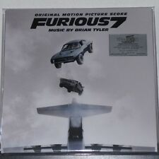 Brian Tyler - Furious 7 / Doppel-LP ltd (MOVATM042) red & blue