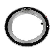 Fotodiox 07 Lankeos Lens Mount Adapter Nikon Lens to Canon EOS Camera