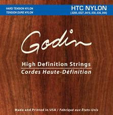 Godin Nylon Saiten für/strings for Godin Multiac und klassische Gitarren HTC