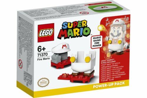 LEGO Super Mario 71370 Feuer-Mario Anzug N8//20