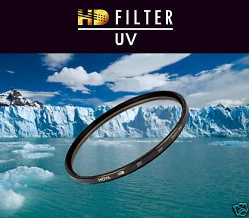 Genuine Hoya HD 52mm Super Delgado multicapa de alta definición de filtro UV NUEVO
