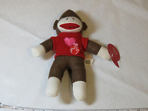 Electronic, Battery & Wind-up Musical Sock Monkey Toy