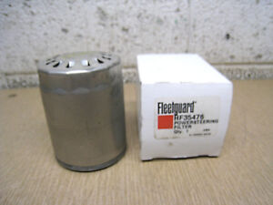 HF7071 Filter Pressure LINE Hydraulic Filter Cartridge RADWELL VERIFIED SUBSTITUTE HF7071-SUB Filter Cummins Replacement for FLEETGUARD